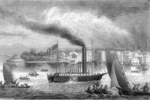 steam-boat